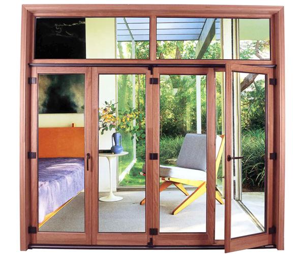 哈尔滨铝包木门窗